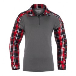 Flannel Combat Shirt Invader Gear