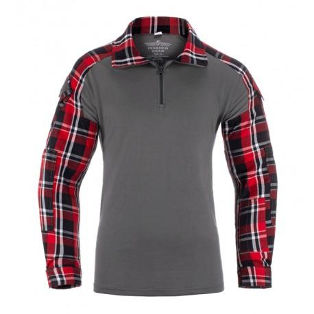Flannel Combat Shirt Invader Gear
