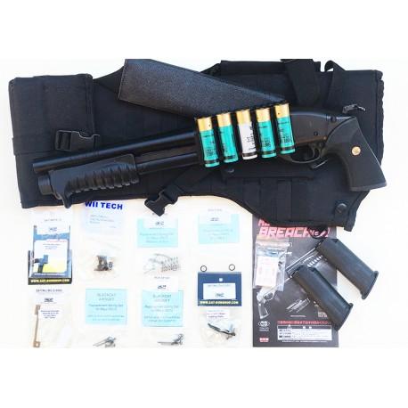 TOKIO MARUI M870 BREACHER CON SCABBARD M.O.L.L.E. ED ACCESSORI UPGRADE SCONTATO 20% !!!!