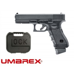 Umarex Glock 17 GEN 3 Versione Deluxe Co2 6mm Airsoft 1joule