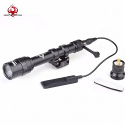 Torcia M600AA Mini Scout Weaponlight Night Evolution